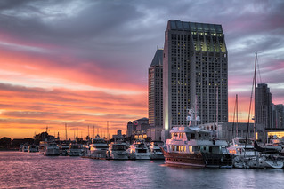 Manchester Grand Sunset | by Justin in SD