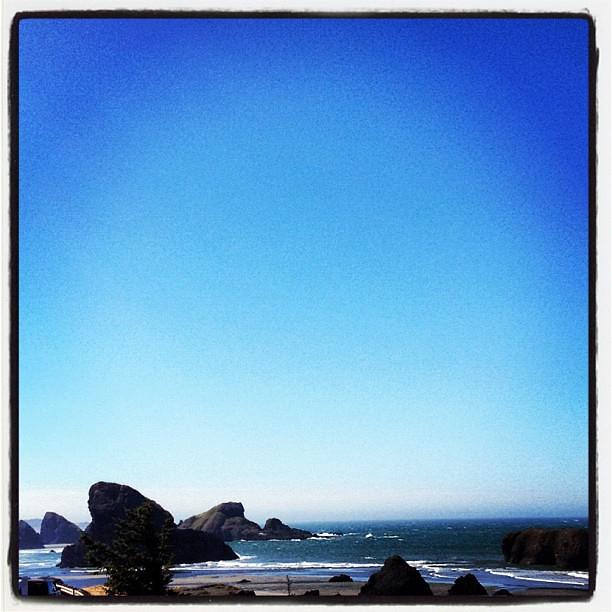 Oregon >> Rocky #shoreline #Oregon #Coast | Bob Doran | Flickr