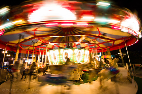 Rose Kennedy Greenway - Carousel | by alohadave