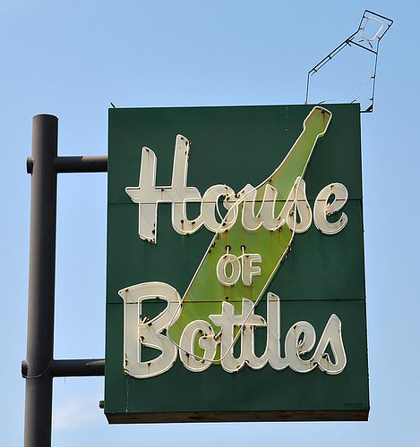 House of Bottles | by RoadsideArchitecture.com