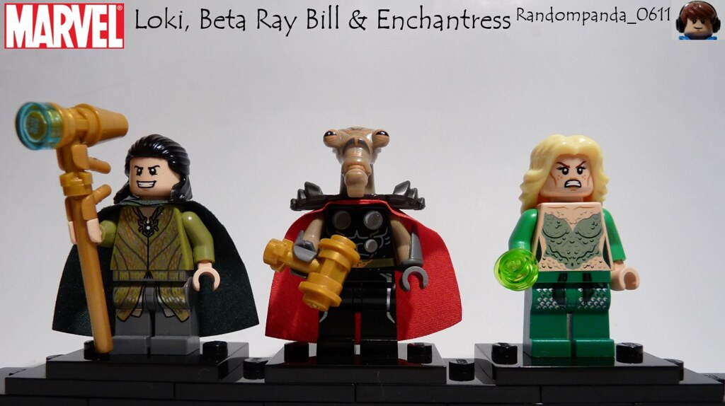 lego beta ray bill - photo #17
