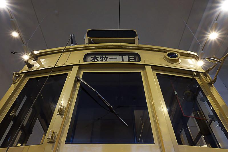 横浜 市電保存館