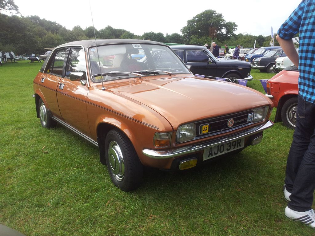 1977 Austin Allegro 1500 Special Only Two Allegro