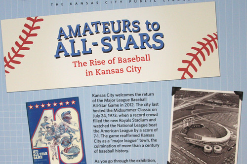 Amateurs to All-Stars: The Rise of Baseball in Kansas City | by Kansas City Public Library