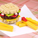 Build-it-Yourself: Burger 'n Fries!