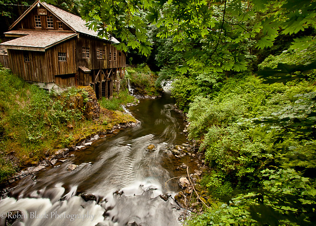 Cedar creek grist mill wa flickr photo sharing for The cedar mill