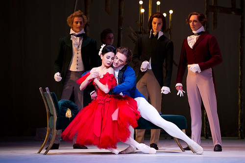 Tamara Rojo and Sergei Polunin in Marguerite and Armand. ©ROH/Tristram Kenton 2012 | by Royal Opera House Covent Garden