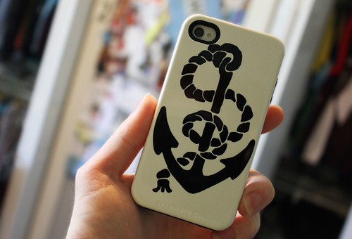 Anchor iPhone Cover | by Cause An Uproar