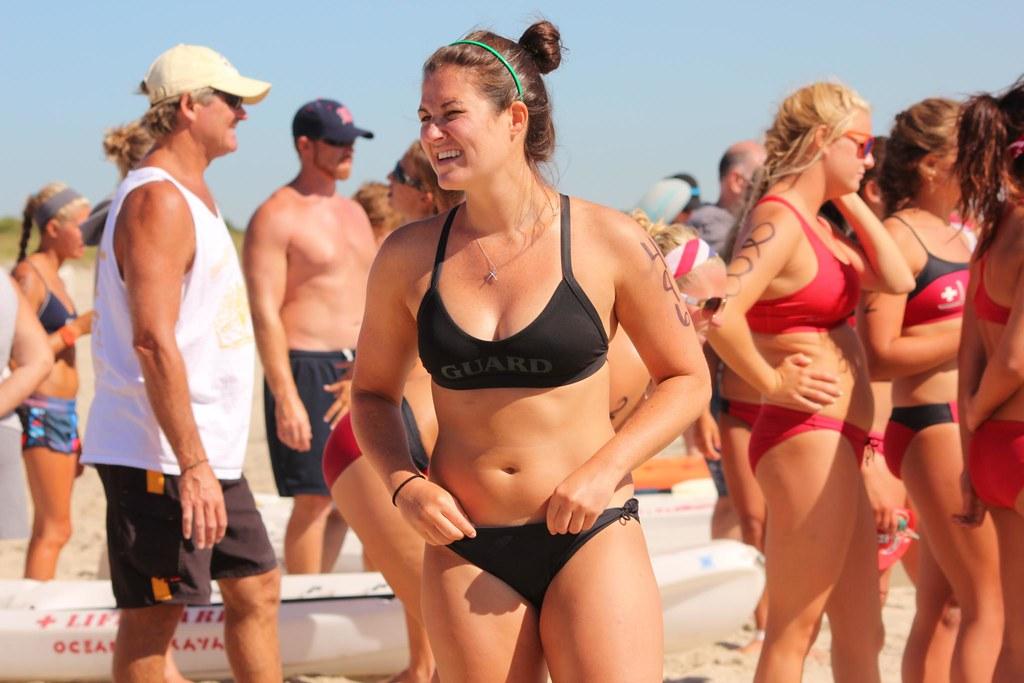 All Women Lifeguard Tournament 2012 Sandy Hook New Jersey Flickr
