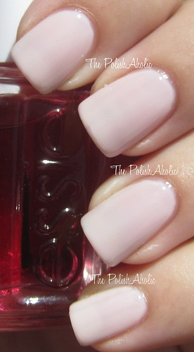 Essie Cherry Pop | by JenPolishAholic