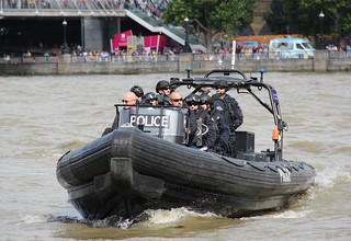 Police Boat 005 | by photothudd