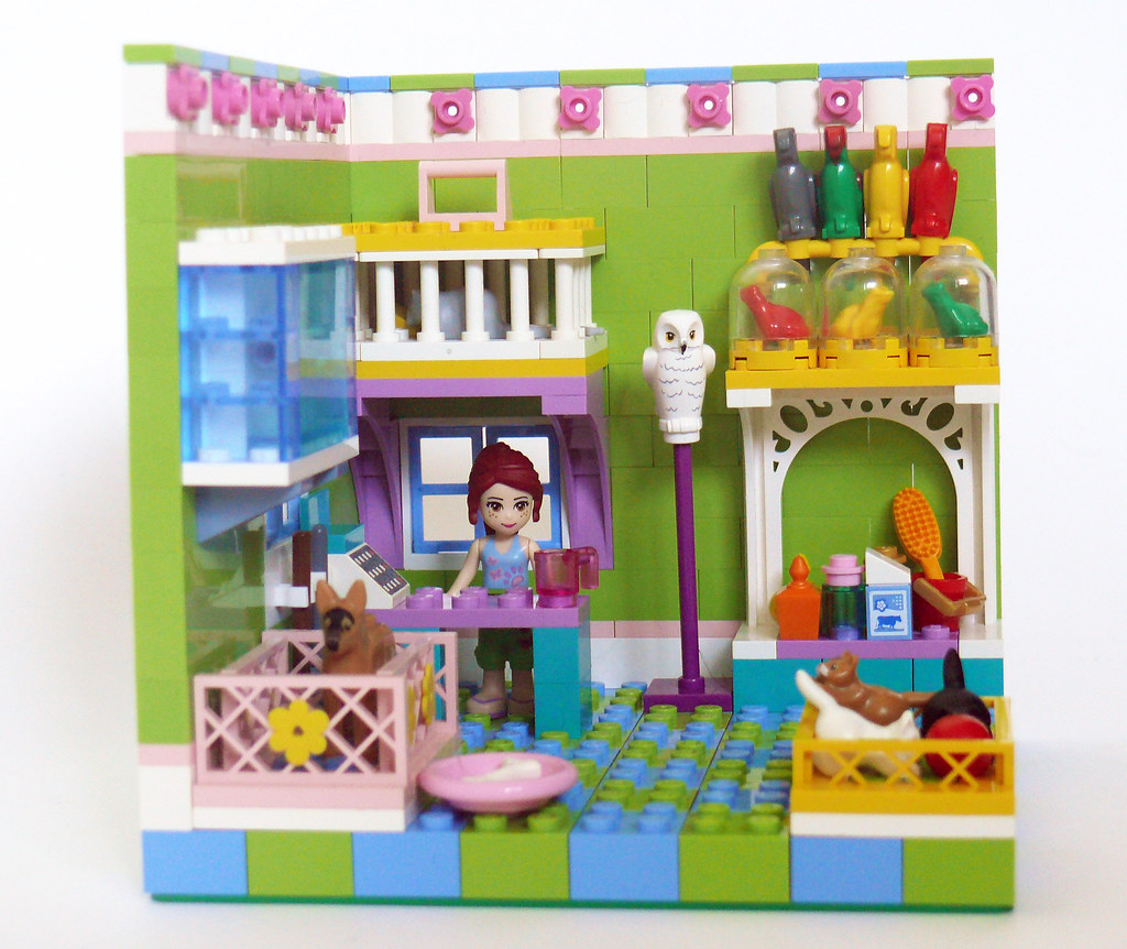 Mia 39 S Pet Shop Front This Is My Entry For The Animal