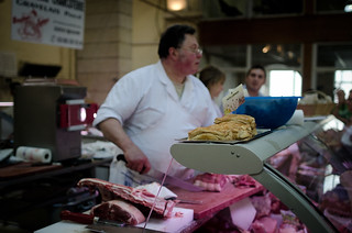 July 28th - Butcher in Beaune | by The Hungry Cyclist