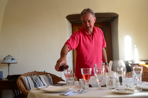 3rd August  - Dinner with Paul & Sue. SW France | by The Hungry Cyclist