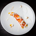 Mezcal-cured ocean trout with cream cheese, orange, and sal de gusanos 06
