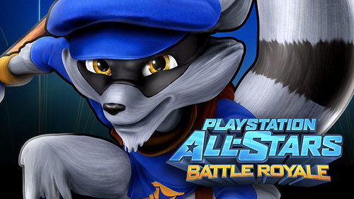 PlayStation All-Stars Battle Royale - Sly Cooper Strategies | by PlayStation.Blog