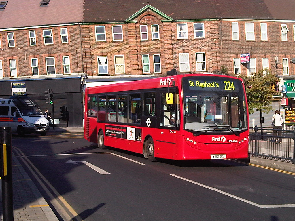 first london, alperton, enviro 200 dml44213 yx12dkj on rou… | flickr