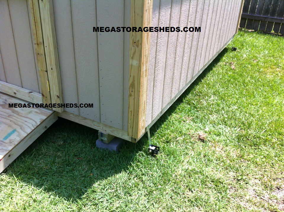 Storage Sheds Tie Down Houston Tx Www Megastoragesheds