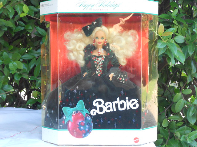 Barbie Holiday 1991