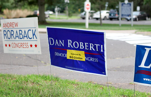 Primary Day, 2012 | by WNPR - Connecticut Public Radio