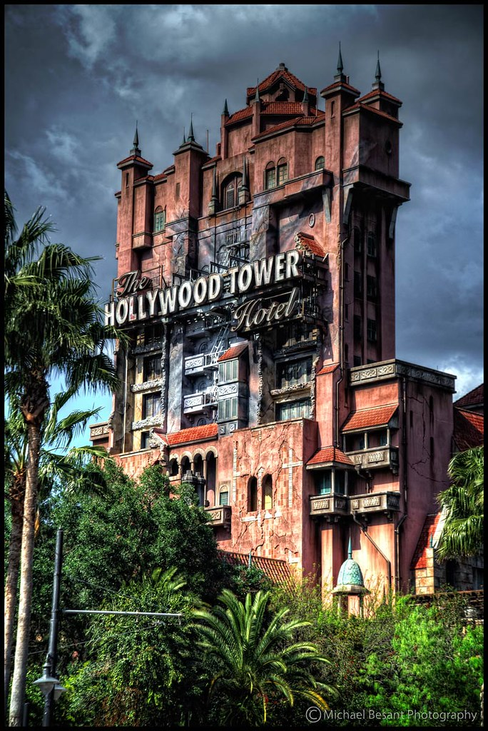 Tower Of Terror Doubleshot Night Part 1 Continuing