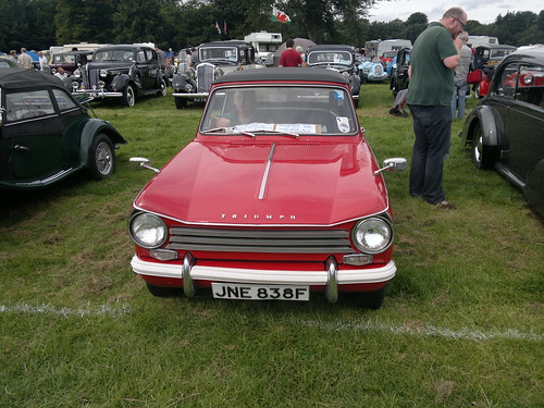 Tatton Park Vintage Car Show