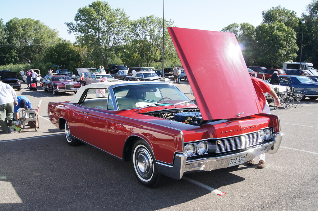 Lincoln Continental Forum | Lincoln Forums