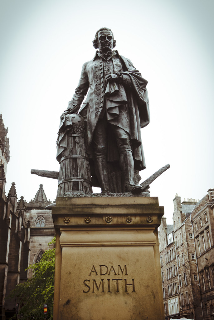 essay on adam smith father of economics Here are 5 economic concepts consumers need to know  adam smith, the father of economics, derived many of his pioneering theories around the analysis of.