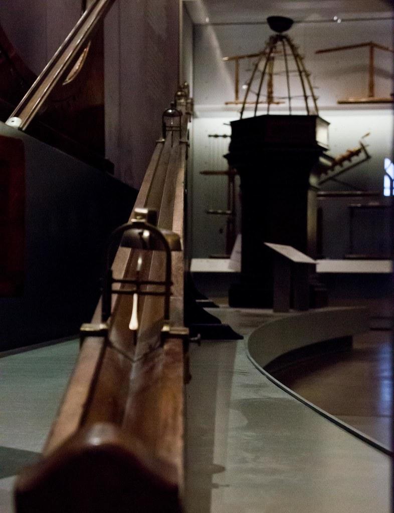 Museo Galileo Firenze.Piano Inclinato Museo Galileo Firenze Marco Candellone Flickr
