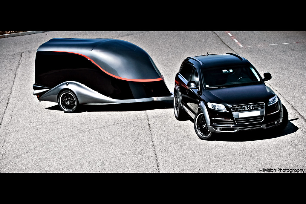 AUDI Q7 V12 TDi ABT AS7 560 Hp And 1200 Nm Anything