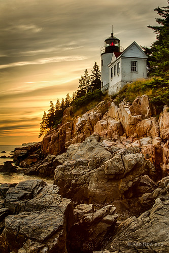 Bass Harbor Lighthouse | by Ken Rowland
