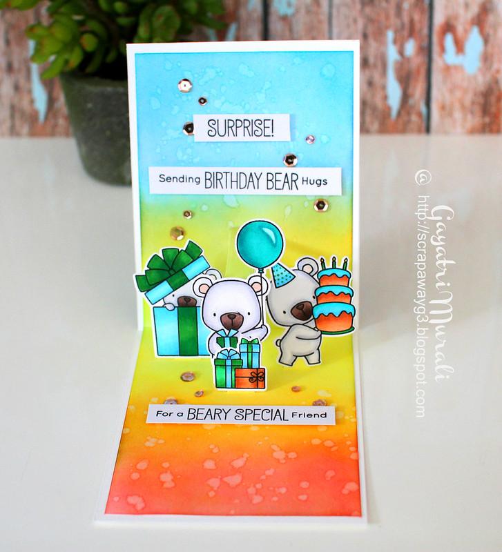 Happy Birthday to you inside 1