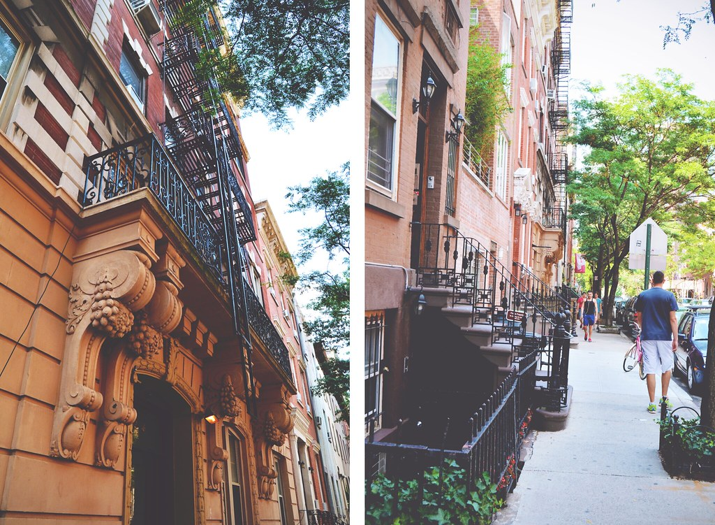 Greenwich Village in New York City | via It's Travel O'Clock