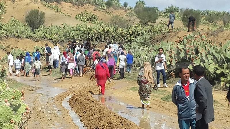 Three Children Killed in Weekend Flash Floods