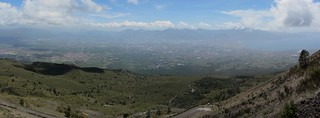 Panorama of Naples from Mount Vesuvius, Naples, Italy | by Pranav Bhatt
