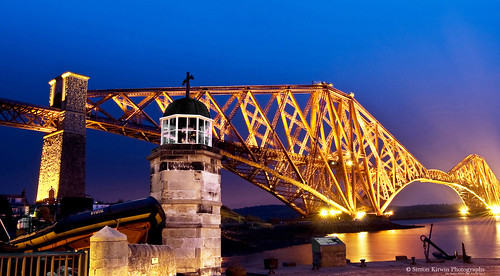 Lighthouse on the Forth Bridge | by Dance while the record spins....