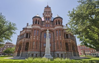 Ellis County Courthouse | by Ray Horwath