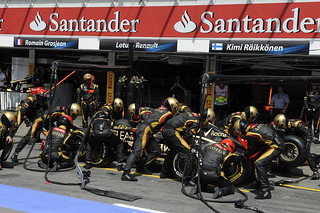 Lotus Pit-stop | by AGPCF1