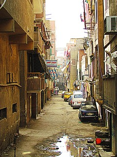 Street at Pyramids-street | by mood kamal