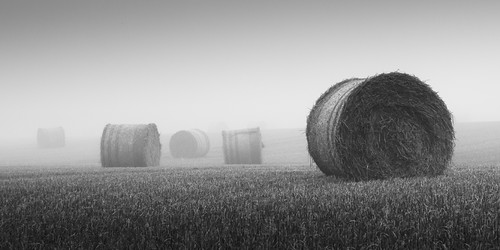 Hay Bales | by .Rohan