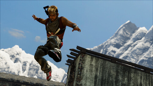 Uncharted 3 make.believe | by PlayStation.Blog
