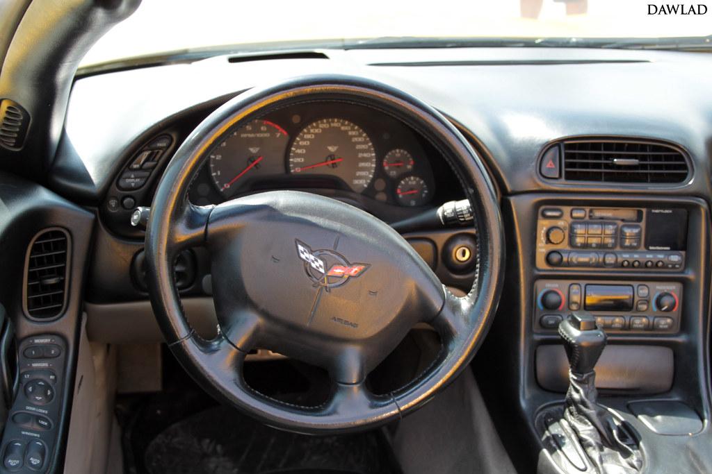 Interior Corvette C5 Chevrolet Corvette C5 Dawlad Ast
