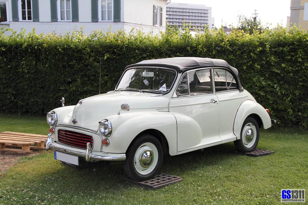 1956 1969 Morris Minor 1000 Convertible Cabrio Cabriolet