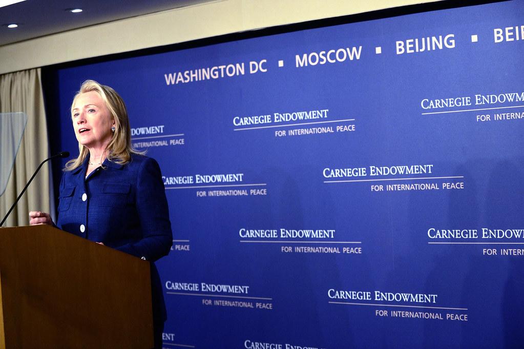 Secretary Clinton Delivers Remarks On International Religi Flickr