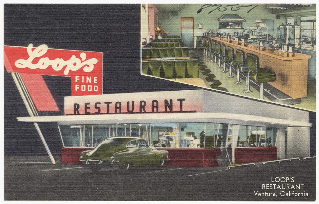 Restaurants In Ventura Ca Near Majestic Theater