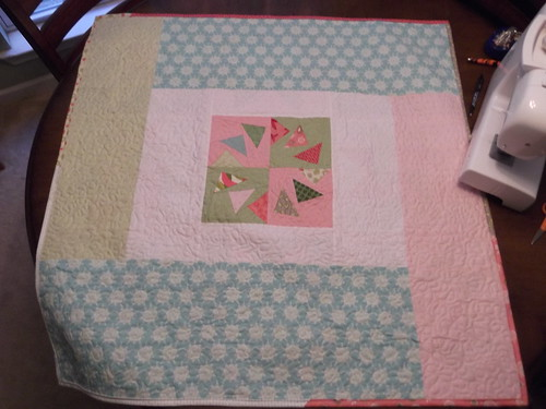 back of HSV baby quilt | by mihertz