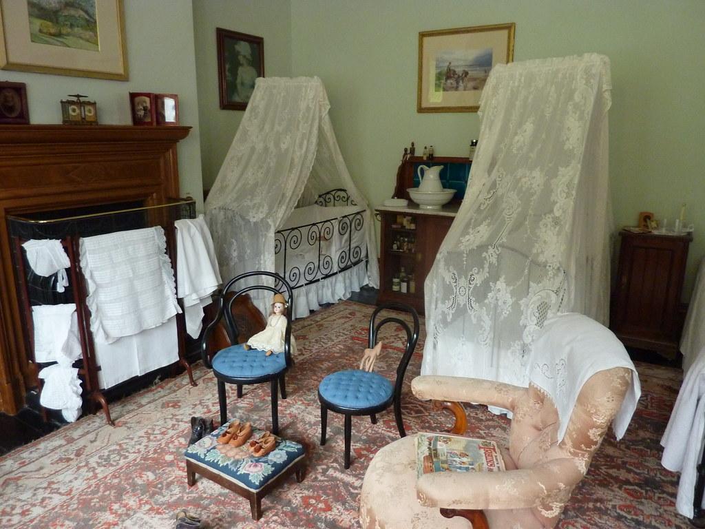 The Victorian Night Nursery Beth Flickr