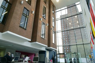 Library Foyer | by Aston University
