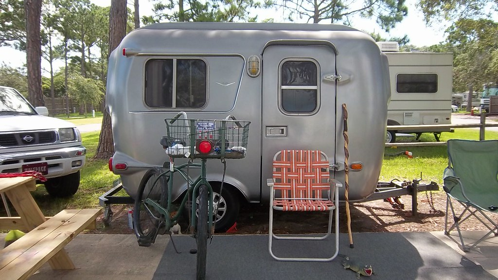 Burro Vintage Camper Trailer