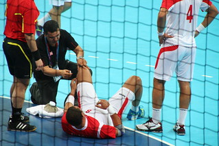 London 2012 Handball | by RachelC